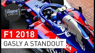 PIERRE GASLY: GETTING RESULTS