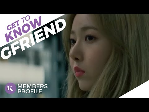 GFRIEND (여자친구) Members Profile & Facts (Birth Names, Positions etc..) [Get To Know K-Pop]