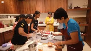 Grand Chocolate Class By Meena Punwani At Solana Design Studio