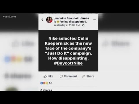 La Plata mayor's #BoycottNike Facebook post at the center of controversy