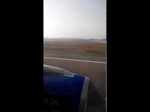 IndiGo taking off from Delhi(DEL/VIDP )