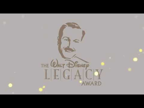 The Walt Disney Legacy Award à Disneyland Paris Disneyland