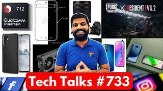Tech Talks #733 iPhone Xs Giveaway, PUBG 0.11.0, Whatsapp Ban, G8 ThinQ, Realme Stores, SD 712