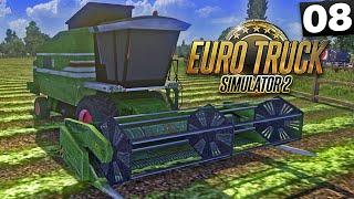 Transportando Madeira - Euro Truck Simulator 2