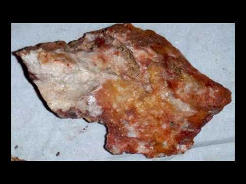 GOSSAN VEIN, GOSSAN ROCKS - PRIMARY DEPOSIT