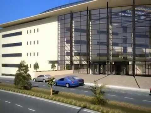 Nayade edificio de oficinas en zaragoza youtube for Oficinas de endesa en zaragoza