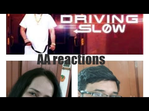 Pakistani React On Driving Slow Song By Badshah | AA Reactions