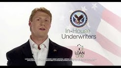 VA Mortgage Ad With Bobby Carpenter From Loan One Lender