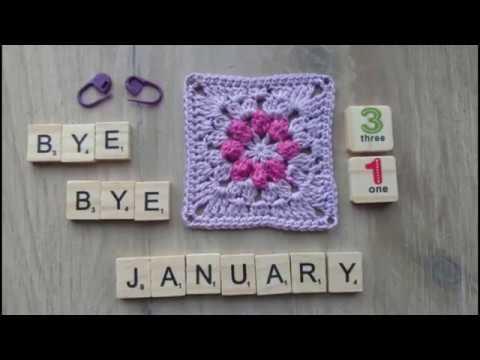 Een Mooi Gebaar CAL - Januari Overzicht