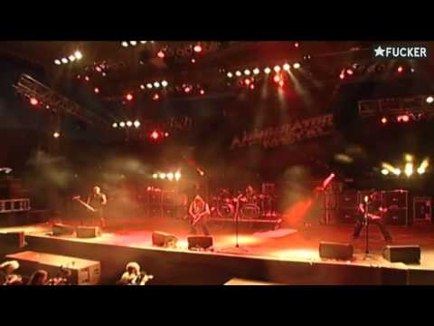 Annihilator   At Masters of Rock 2008   Full Concert HD