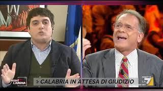 """Scontro Tra Marco Polimeni E Alessandro Cecchi Paone: """"la Calabria è Composta Da Gente ..."""