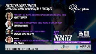 Podcast no Ensino Superior: Interações entre comunicação e educação