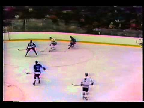 1971 BlackHawks vs Rangers, Stanley Cup Semi-Final Game 5 Hull OT Winner.avi