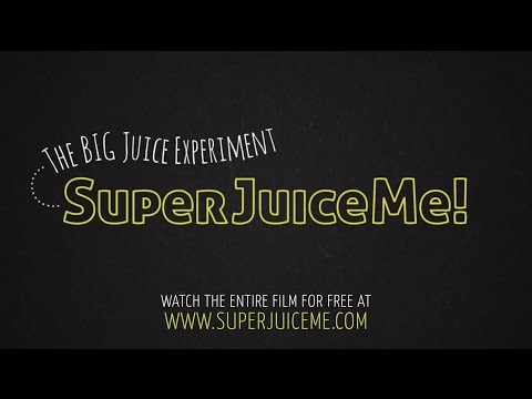 Jason Vale Super Juice Me! Documentary Official Trailer