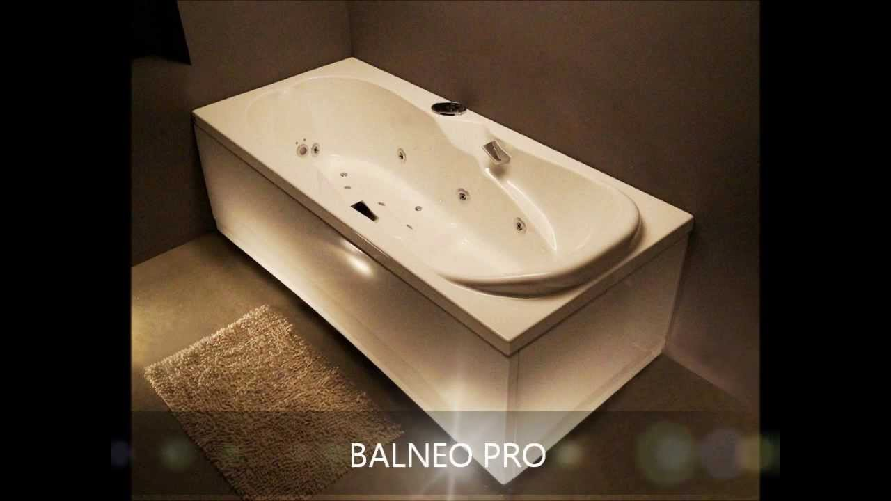 baignoire baln o pro youtube. Black Bedroom Furniture Sets. Home Design Ideas