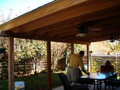 Patio Covers Reviews - Styles Ideas and Designs - YouTube on Patio Cover Ideas id=72626