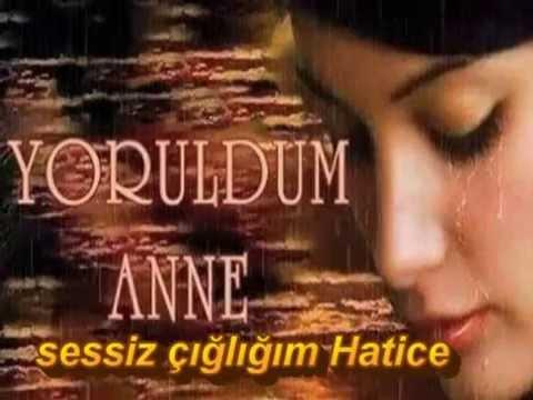 YORULDUM ARTIK ANNE