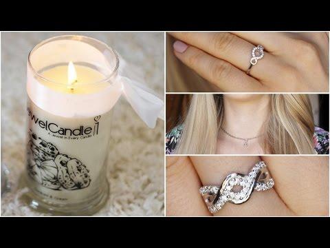 Découverte de mes bijoux JewelCandle + Résultats !