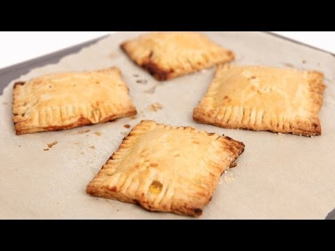 Homemade Toaster Pastries Recipe - Laura Vitale - Laura in the Kitchen Episode 716
