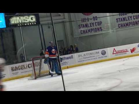 New York Islanders 6 Foot 8 Goaltender