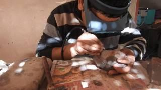 Preparering av trilobitter