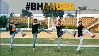 Bhangra on Yaar Beli | Guri Ft Deep Jandu | Way Of Bhangra (2017)