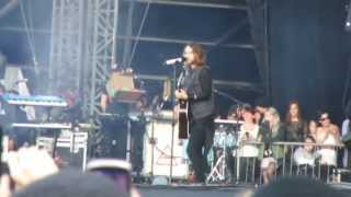 DOWNLOAD FESTIVAL 2013: 30 SECONDS TO MARS - THE KILL  (Jared in the crowd!)