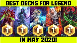 Top Meta Decks For May - Ashes Of Outland