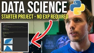 Data Science Tutorial - NO EXP REQUIRED | Python - #grindreel #lambdaschool