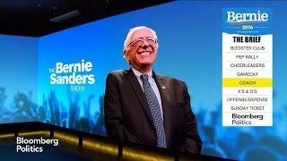 Sanders Strategist Talks State of the Race