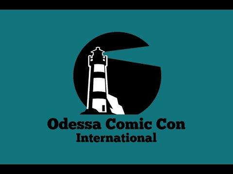 Репортаж Comic Con Odessa