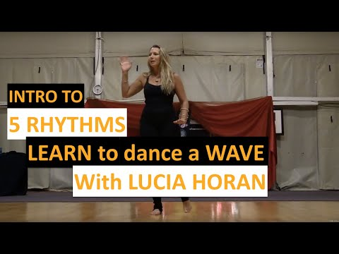 5 Rhythms® with Lucia Horan at The Esalen Institute