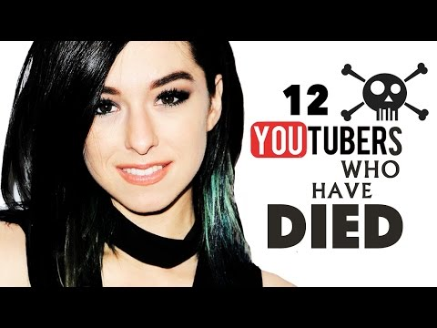 12 YouTubers Who Passed Away | 2016 Update