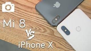 Camera Xiaomi Mi 8 có thật sự hơn iPhone X như DXOMark