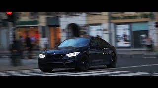 BMW M4 F82 & M3 F80 Powerslides | Donuts | Acceleration