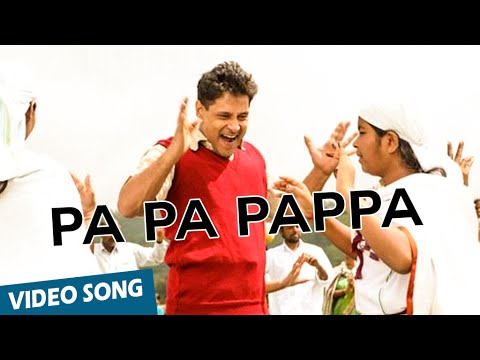 Pa Pa Pappa Official Video Song | Nanna | Vikram | Anushka | Amala Paul