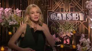 The Great Gatsby - Carey Mulligan Interview - Official Warner Bros. UK