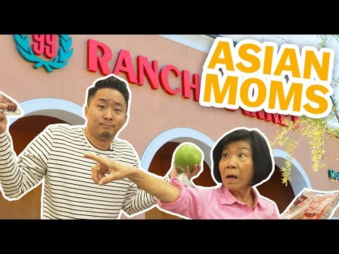 THINGS ASIAN PARENTS DO AT THE SUPERMARKET // Fung Bros