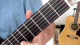 Classical Gas Note For Note Lesson 4