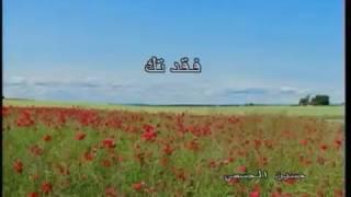 فقدتك - حسين الجسمي - كاريوكي