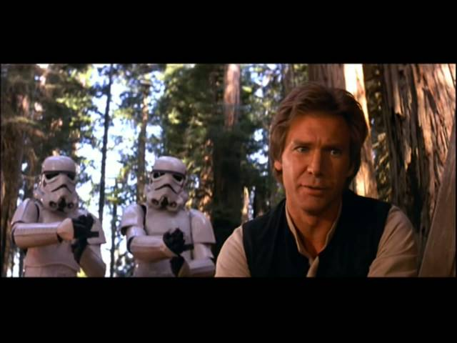Star Wars Return of the Jedi Original Trailer 1983