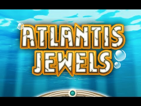 Atlantis Jewels Level 1-10 Walkthrough