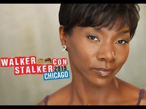 Jeryl Prescott Interview - Walker Stalker Con Chicago 2015