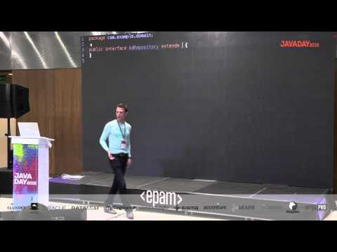 JavaDay Kiev 2015: From CRUD to Hypermedia APIs with Spring (RU), Vladimir Tsukur