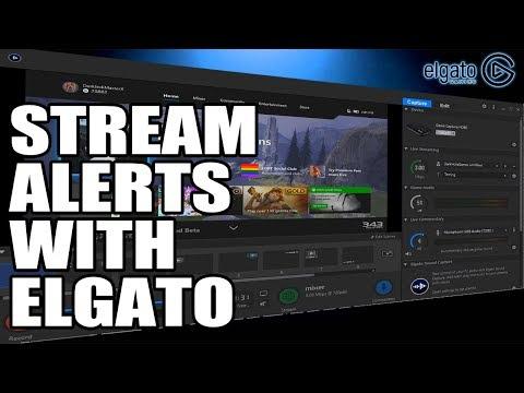 Setting Up Stream Alerts Using Elgato | Tutorial EP 3