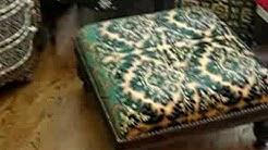 Moroccan furniture at sheherazadenyc