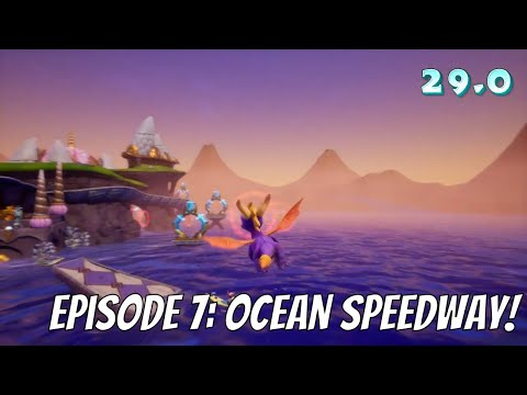 OCEAN SPEEDWAY!! | Spyro 2: Ripto's Rage! ep. 7