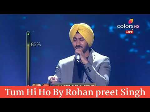 Tum Hi Ho Song By Rohanpreet Singh 14 April 2018
