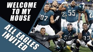 The Philadelphia Eagles Are Officially Invited to My House