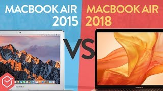 Macbook Air 2015 vs Macbook Air Novo! ( 2018 )